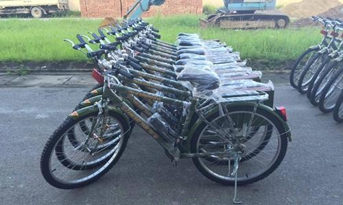 xe đạp tuần tra 2