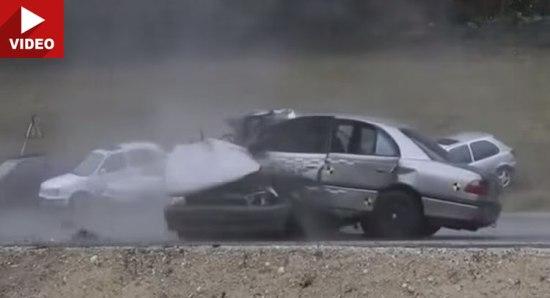 thử nghiệm tai nạn