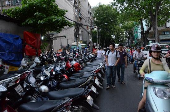 bỏ thuế TTĐB xe máy