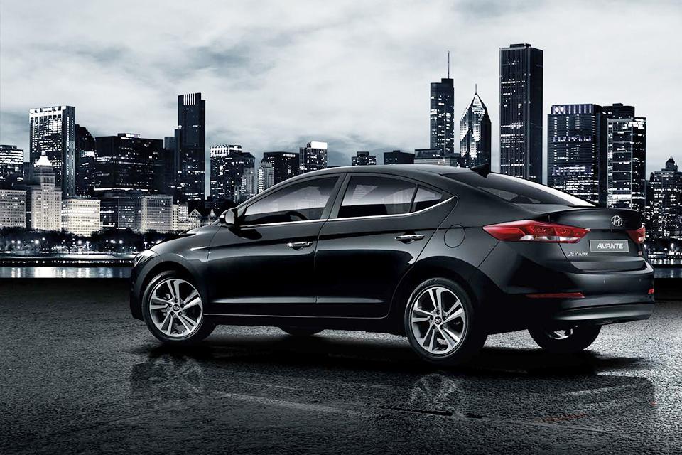 Hyundai Elantra hoàn toàn mới ra mắt tại Hàn Quốc 6