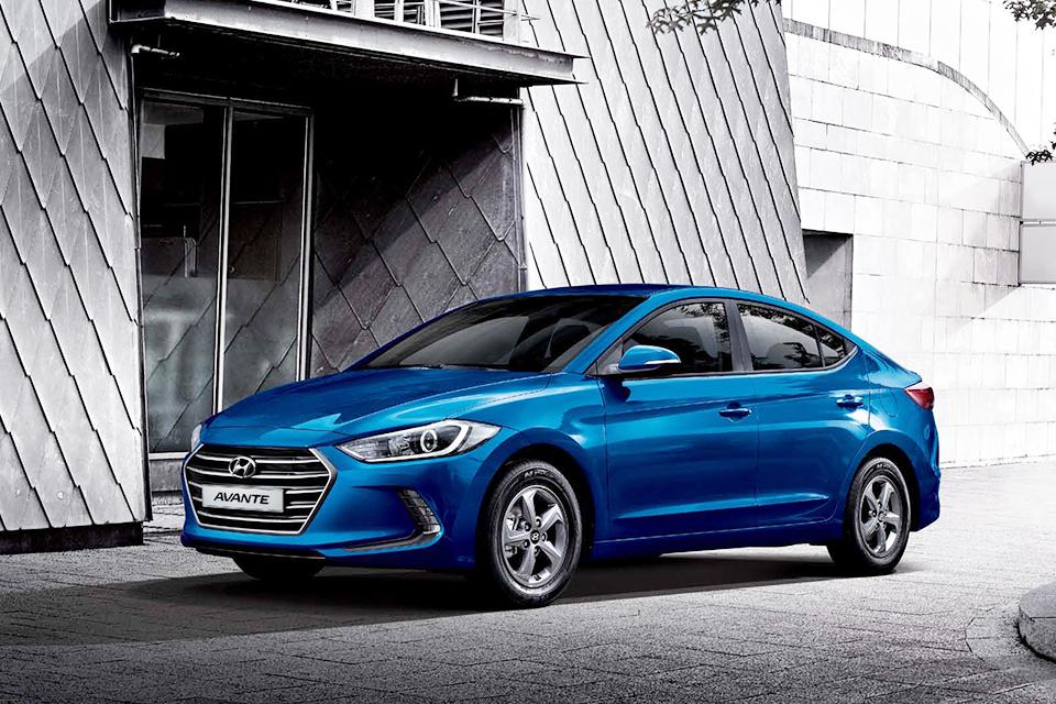 Hyundai Elantra hoàn toàn mới ra mắt tại Hàn Quốc 10