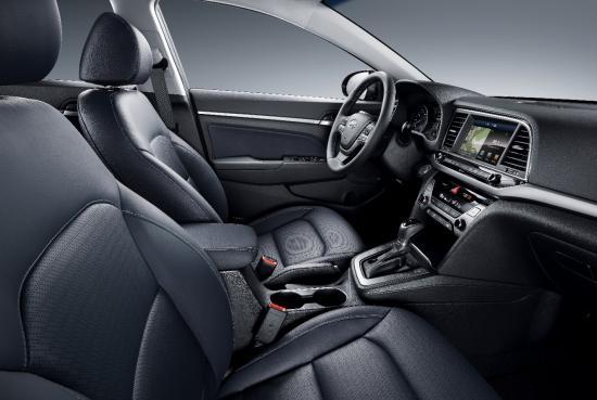 Hyundai Elantra hoàn toàn mới ra mắt tại Hàn Quốc 1