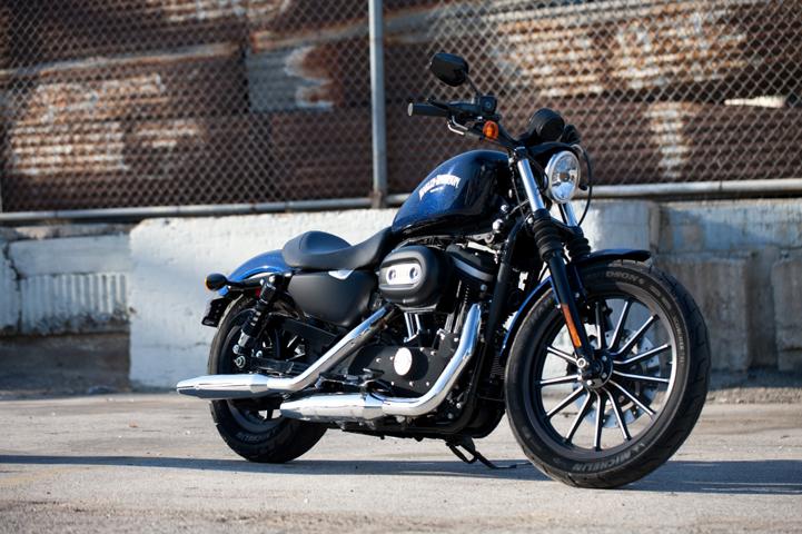 Harley-Davidson giảm giá2