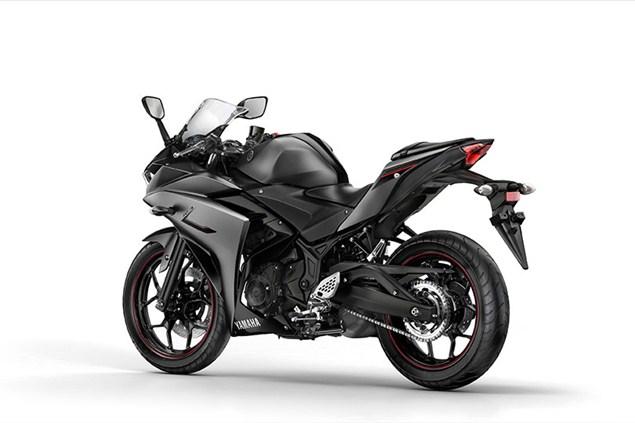 Yamaha R3 bản nâng cấp 2