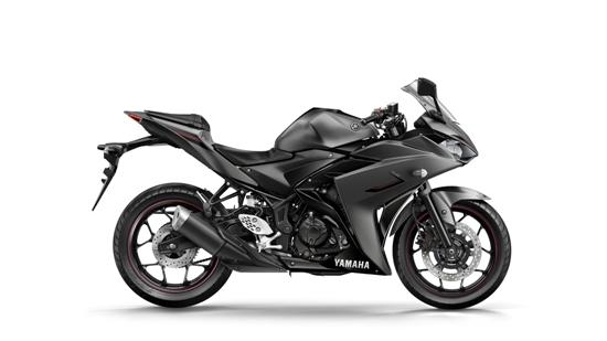 Yamaha R3 bản nâng cấp