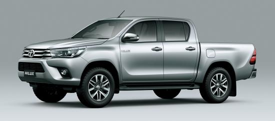 Toyota Hilux 2016 2