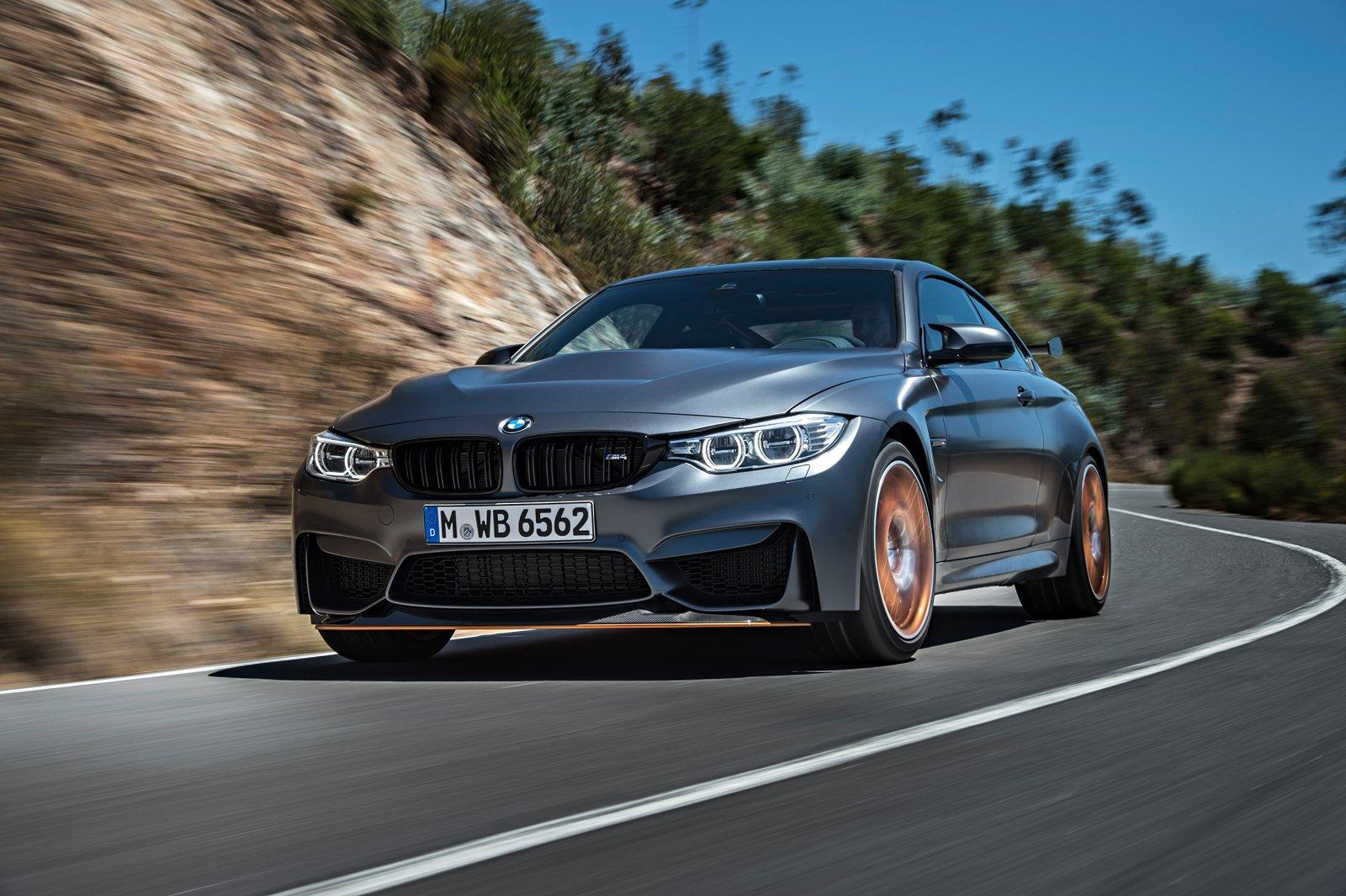 BMW M4 GTS 2016 4