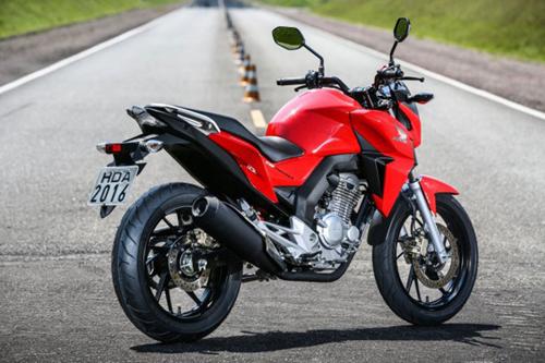 Honda CB Twister 250 2
