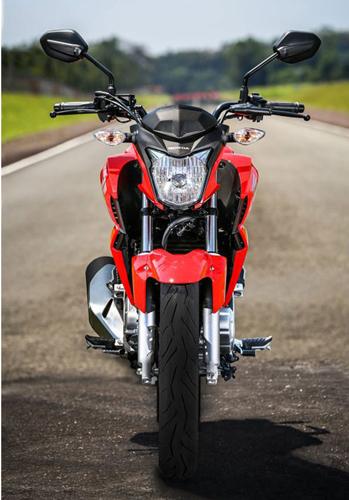 Honda CB Twister 250 4