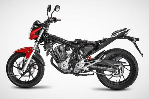 Honda CB Twister 250 6