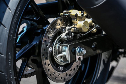 Honda CB Twister 250 12