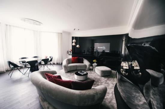 căn hộ Mercedes 8