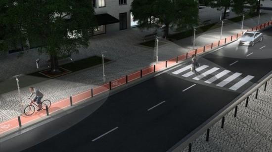 đèn đường thông minh