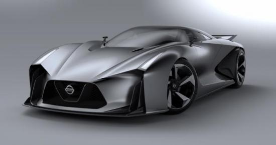Nissan GR-T