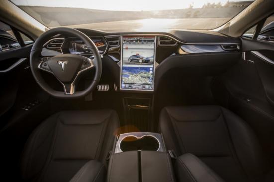 Tesla Model S 2015 2