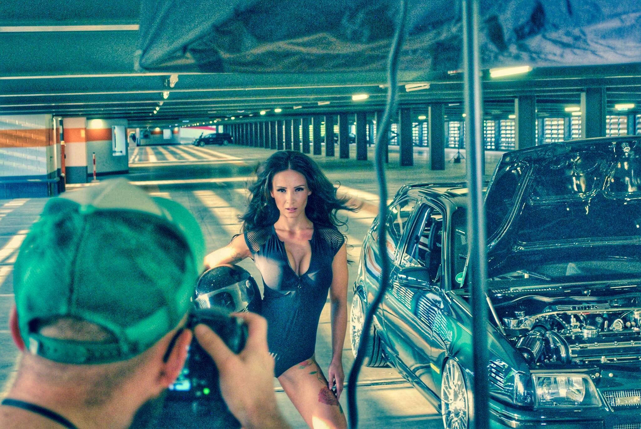 Nữ hoàng xe độ 2016- Miss Tuning 2016 Calendar 4