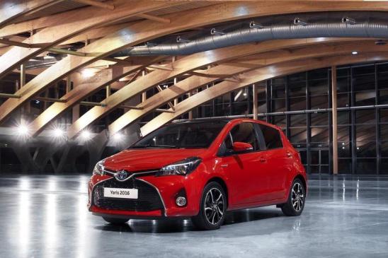xe Toyota bán chạy nhất thế giới