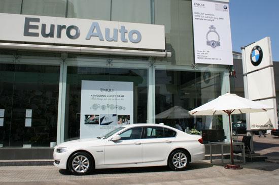 Euro Auto thay CEO mới