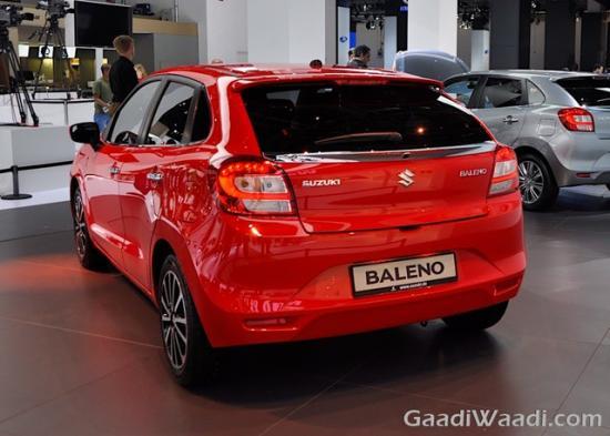xe giá rẻ Suzuki Baleno 6