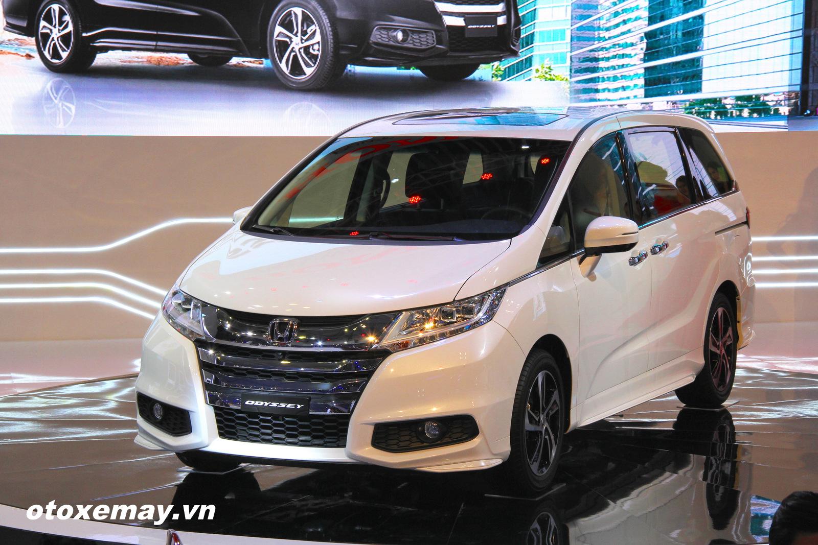 Xe Honda triển lãm ô tô việt nam 2015 (VMS 2015 ) ảnh 2