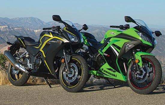 Kawasaki Ninja 300 ABS giảm giá
