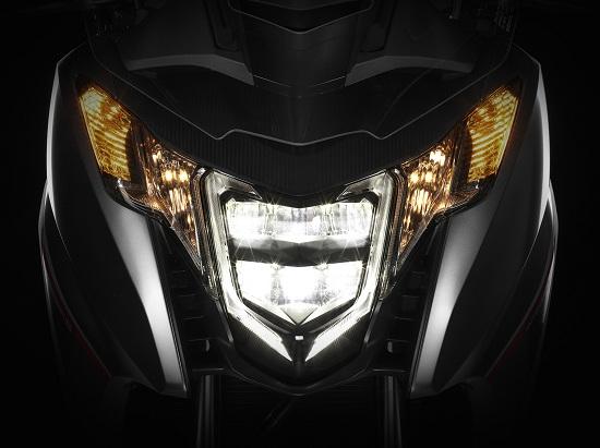 Honda hồi sinh siêu xe tay ga