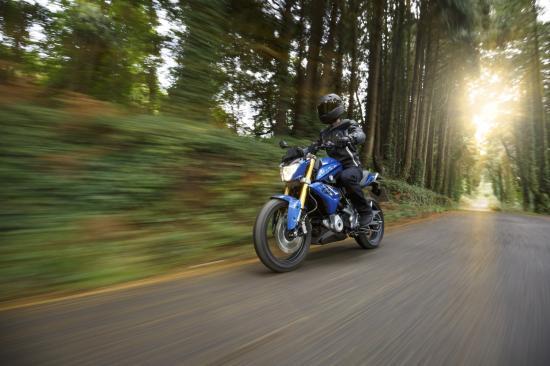 Naked bike giá rẻ BMW G310R 8