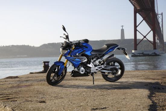 Naked bike giá rẻ BMW G310R 16