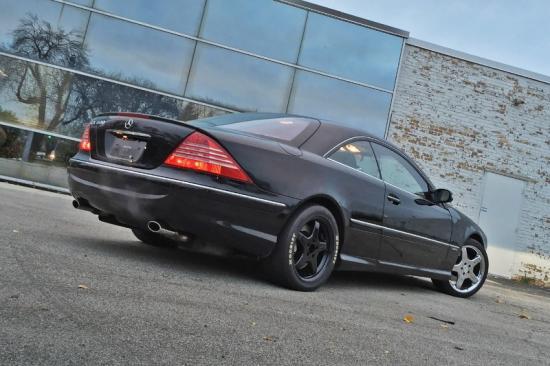 Siêu xế độ Mercedes-Benz CL 600  a2