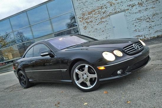 Siêu xế độ Mercedes-Benz CL 600
