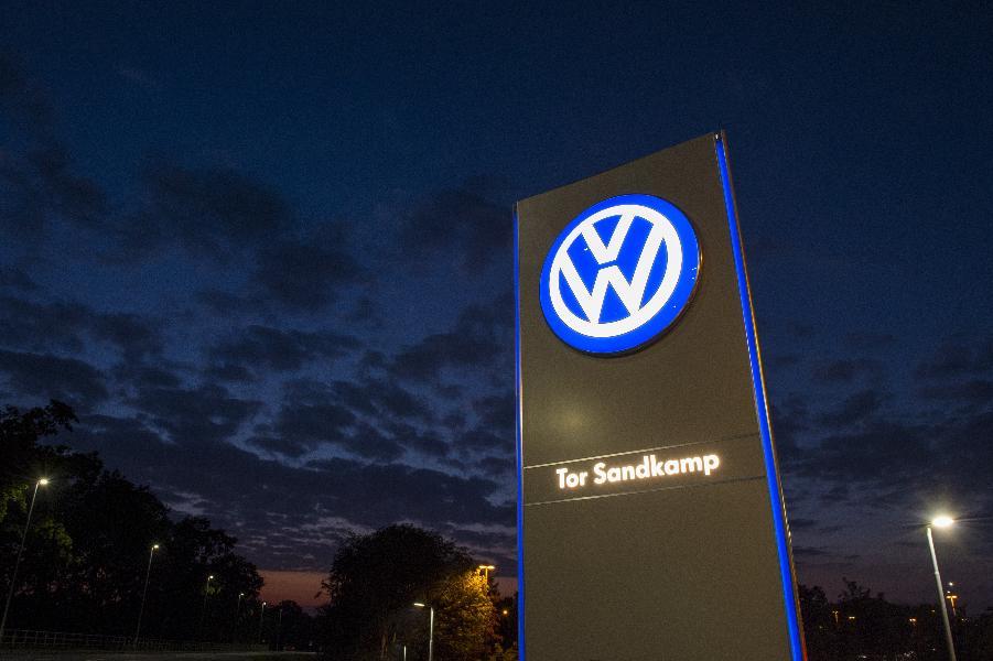 Volkswagen vay tiền giải quyết khủng hoảng