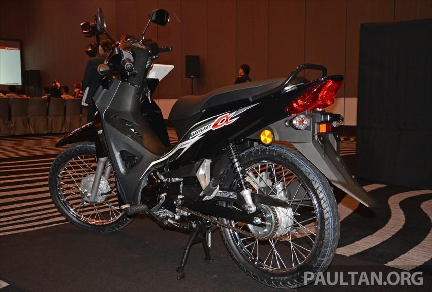Honda Wave Alpha phiên bản mới 8