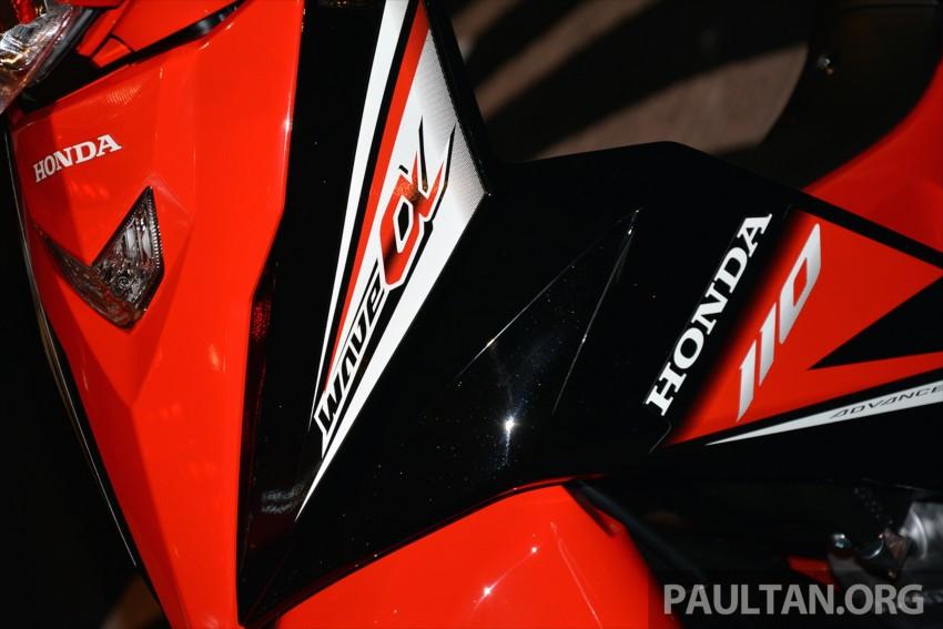Honda Wave Alpha phiên bản mới 16