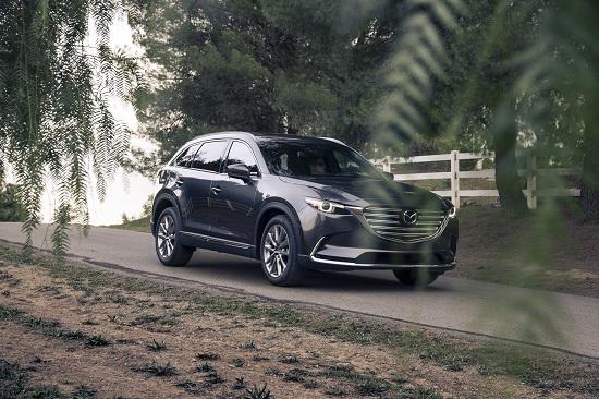 Mazda CX-9 2017 ra mắt 2