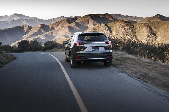 Mazda CX-9 2017 ra mắt 4