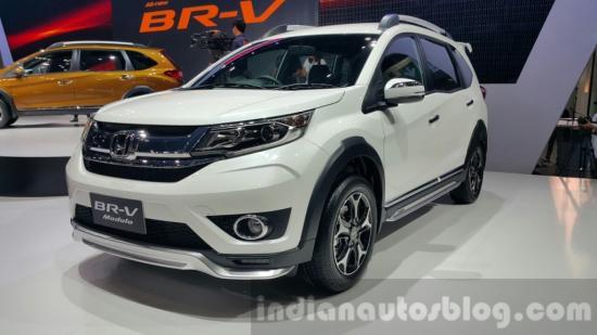 Honda BR-V phiên bản sản xuất 2