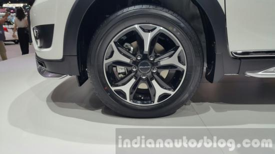 Honda BR-V phiên bản sản xuất 8