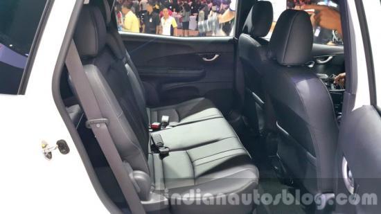 Honda BR-V phiên bản sản xuất 10
