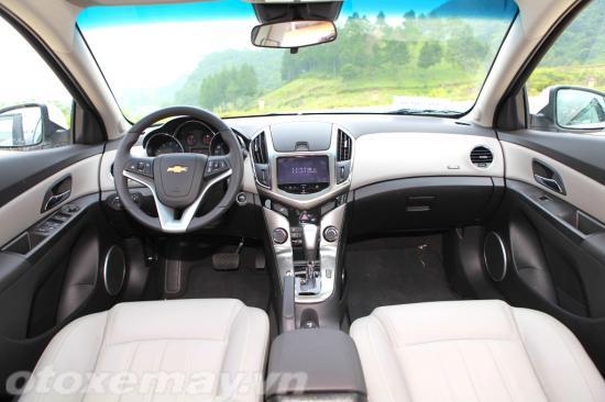Chevrolet Cruze 2015 giá rẻ chất lượng cạnh tranh 6