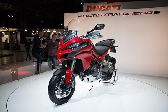 Ducati Multistrada 1200 2016