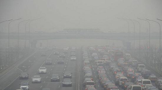 thị trường ô tô Trung Quốc đắt khách nhờ ô nhiễm