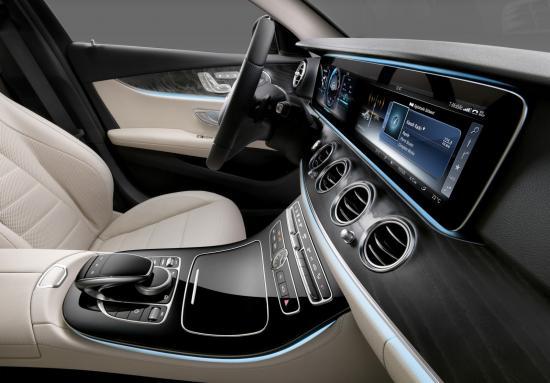 Nội thất Mercedes E-Class 2017 a8
