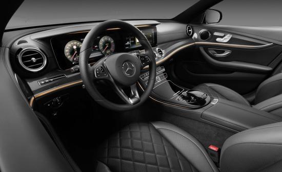 Nội thất Mercedes E-Class 2017 a11