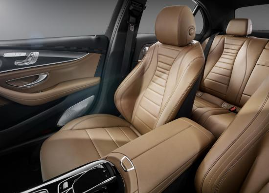 Nội thất Mercedes E-Class 2017 a13