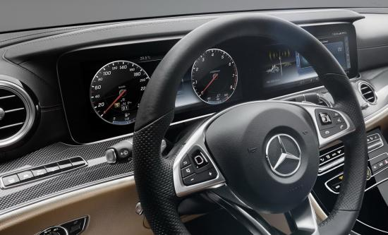 Nội thất Mercedes E-Class 2017 a15