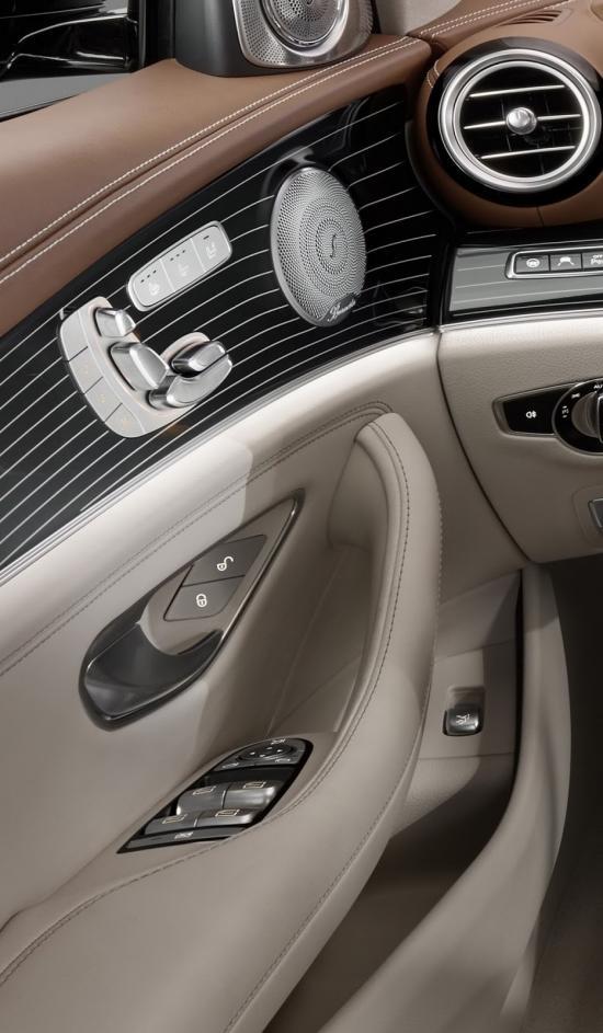 Nội thất Mercedes E-Class 2017 a19