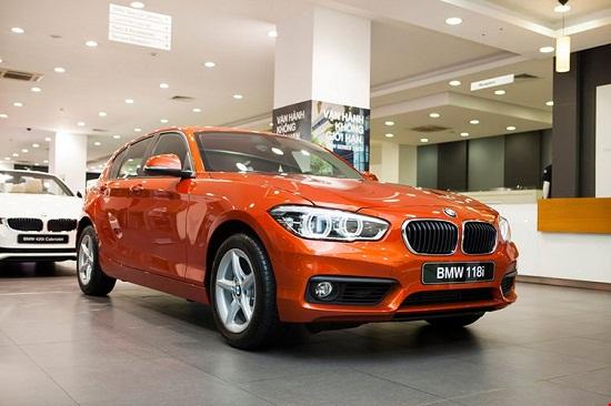 BMW 1-Series 2016 tại Việt Nam