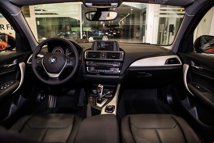 BMW 1-Series 2016 tại Việt Nam a8