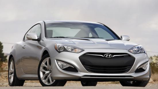 Xe Hyundai bị lỗi bộ vi sai 2