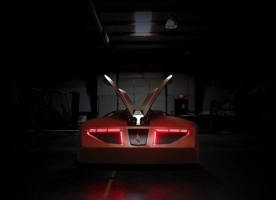 Ô tô làm bằng gỗ 7